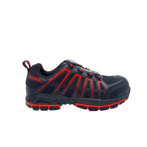 Safety Sport Shoes with Speed Lace System