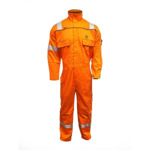 Coverall - Flame retardant | 3000 series-Orange-XL