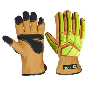 Impact Glove - Leather, Heavy Duty