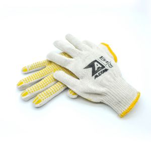 Work Glove - Cotton, Non-slip dot | 1000 Series