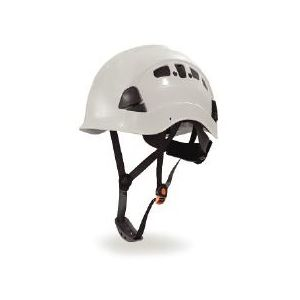 Alcona Helmet 1000 Series With Air Vent White Colour