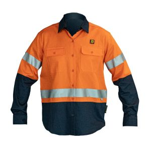 Work Shirt - Cotton | Long Sleeve
